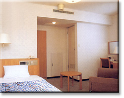 Wide Single Room